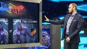 'League Of Legends' Maker Sued For Allegedly Fostering Nasty 'Bro Culture' [Video]