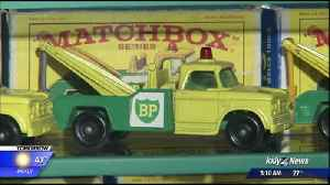 Terry Taylor's Massive Matchbox Collection [Video]