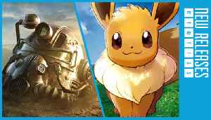Top New Games Releases On Nintendo Switch, PS4, Xbox One, And PC This Week -- November 11-17 [Video]