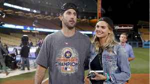 It's A Girl For Kate Upton and Justin Verlander! [Video]