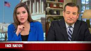 Cruz: Dems filibustering
