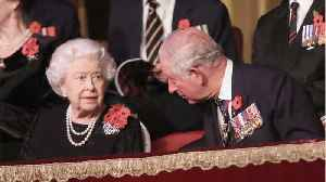 Britain's Royals Mark WWI Remembrance Day [Video]