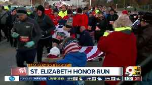 St. Elizabeth Honor Run benefits vets [Video]