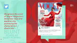 Emily Blunt's 'Mary Poppins' Makes Cover Of Vogue [Video]