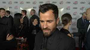 Justin Theroux Has Thoughts On The Current Supreme Court [Video]