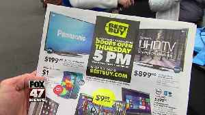 News video: Black Friday 4K TV deals: Real or just hype?