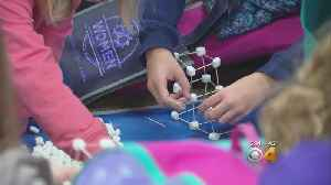 Girl Scouts Engineering Day Helps Expose Young Girls To World Of Science [Video]