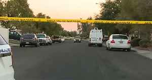 NLVPD: Critical shooting involving child [Video]