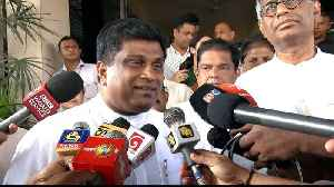 Sri Lanka's main party to take dissolution of parliament to court [Video]