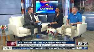 Veterans and the housing market [Video]