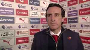 Emery disappointed with draw [Video]