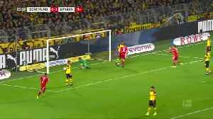 Scintillating Dortmund muscle past champions Bayern 3-2 [Video]