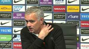 Mourinho blames United's Juventus exertions for derby loss [Video]