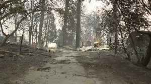 Man Desperately Searches For Grandmother After Retirement Community Burns Down in Camp Fire [Video]