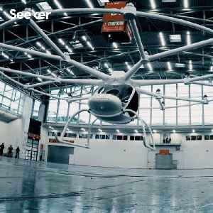 Singapore Will Test Unmanned Aerial Taxis