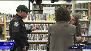 Pullman Police hold active shooter training for downtown librarians [Video]