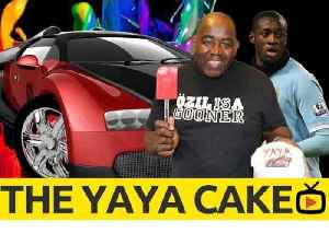 [Bantz] Arsenal Fans Cake For Yaya Toure !!! [Video]