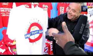 Mick The Badge - Unseen Arsenal [Video]