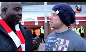 Stoke City 1 Arsenal 0 - Lose to City or Chelsea and Its Game Over [Video]