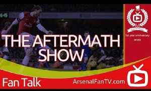 Arsenal 2 Cardiff City 0 - The Aftermath Show - ArsenalFanTV.com [Video]