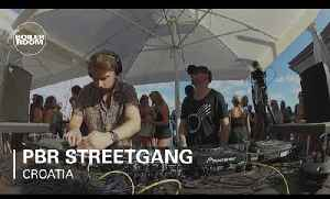 PBR Streetgang Boiler Room DJ Set at UNKNOWN Croatia [Video]
