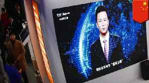 Xinhua News Agency unveils creepy AI news anchors [Video]