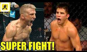 IT IS GOING DOWN!-TJ Dillashaw Set to fight Henry Cejudo on Jan 26,Perry on Cerrone,Miocic [Video]