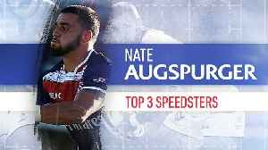 USA Rugby's Nate Augspurger | Top three opponents [Video]