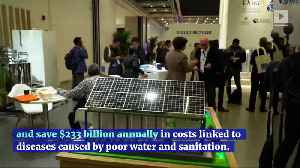 Bill Gates Wants to Reinvent the Toilet [Video]