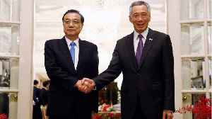 China Calls For Open World Economy But Work Remains On Landmark Trade Pact [Video]