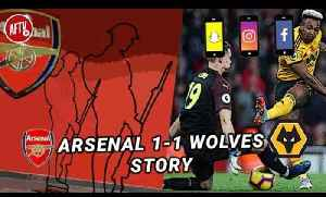 Troopz & Ty Go In On TalkSport!! | Arsenal 1-1 Wolves | Matchday Story (Lumos) [Video]