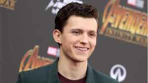 Spider-Man Star Tom Holland Shares Tribute To Stan Lee [Video]