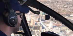 Salute the Troops: Veterans receive Las Vegas helicopter tour [Video]