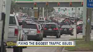 Tampa Bay area wants traffic fix, driving alternatives [Video]