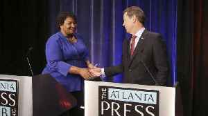 Stacey Abrams' Campaign Files Federal Lawsuit [Video]