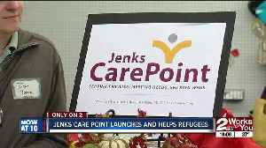 Jenks Care Point offers resources for refugees [Video]