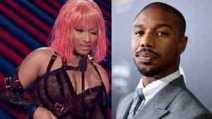 Nicki Minaj Shoots her Shot At Michael B Jordan As Tekashi69 Reignites Cardi B Feud [Video]