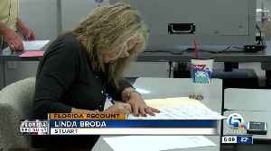 No issues so far in Martin County recount; only a few votes duplicated [Video]
