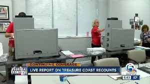 Palm Beach County Supervisor of Elections Susan Bucher blames technology for recount concerns [Video]