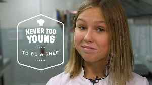 Never too young to be a master chef [Video]