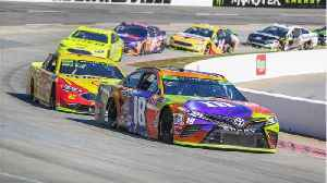 NASCAR's Kyle Busch Secures 2018 Championship Cup [Video]