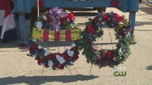 Veterans Day Recognized Throughout The Area In Special Ceremonies [Video]