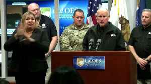 News video: California governor calls wildfires a 'new abnormal'