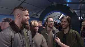 Imagine Dragons Members Make A Guest Appearance At Disney Premiere [Video]