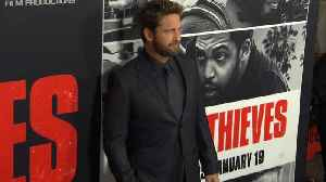 News video: Gerard Butler loses home in California wildfire