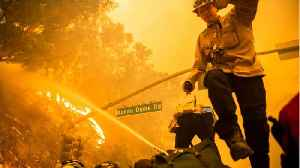 Death Toll Rises In California Wild Fires [Video]