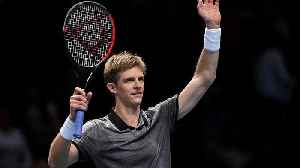 Kevin Anderson asks crowd to sing 'happy birthday' to his wife at after tennis match [Video]