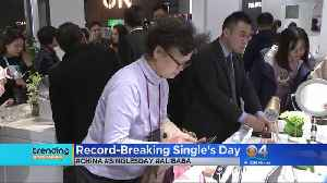 Trending: Chinese Singles Day [Video]