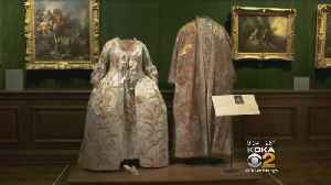 Artist Isabelle De Borchgrave's Work On Display At The Frick Pittsburgh [Video]