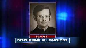 Archdiocese of Detroit investigating 'credible' sexual abuse of minor claim against late priest [Video]